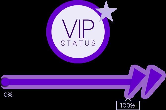 Fetii vip-status